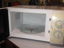 Микроволновая печь LG гриль