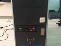 Шустрый компьютер E8400 2*3Гц/ 4 гб/hdd 500 гб