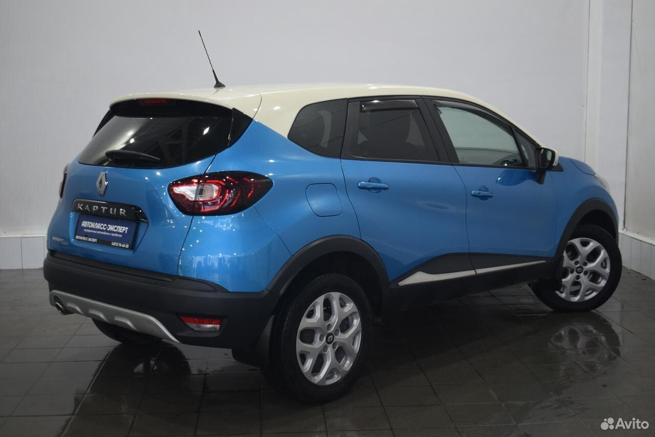 Renault Kaptur, 2016  84872337047 купить 2