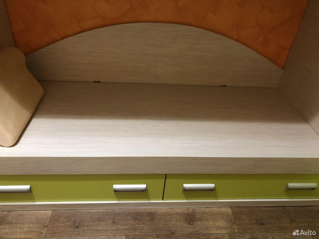 Продаю двухъярусную кровать и шифоньер 89272972965 купить 3