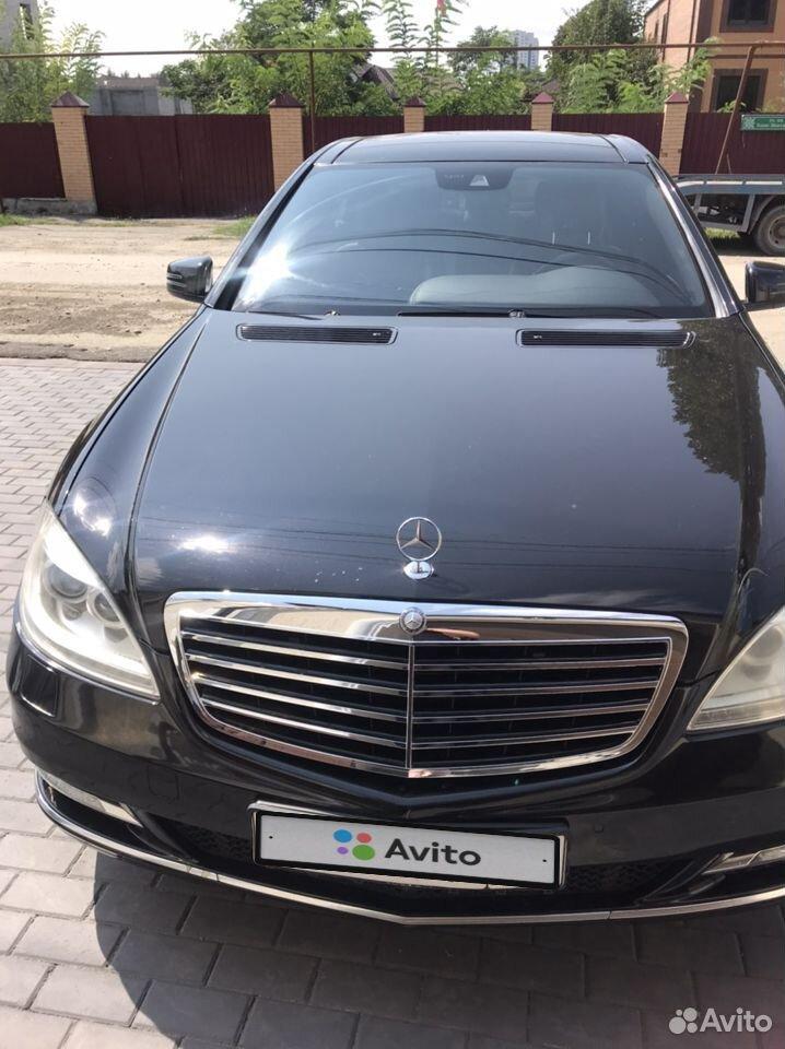 Mercedes-Benz S-класс, 2010  89888302778 купить 3