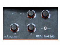 Сварочный полуавтомат Сварог Real Mig 200