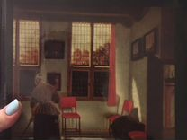 Голландская жанровая живопись 17 века в собрании г