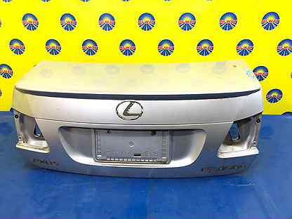 Крышка багажника задняя Lexus Gs450H GWS191