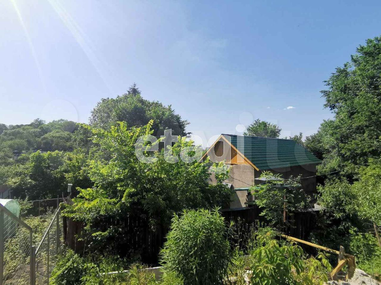 House of 150 m2 on plot 6 hundred.  89610020640 buy 1