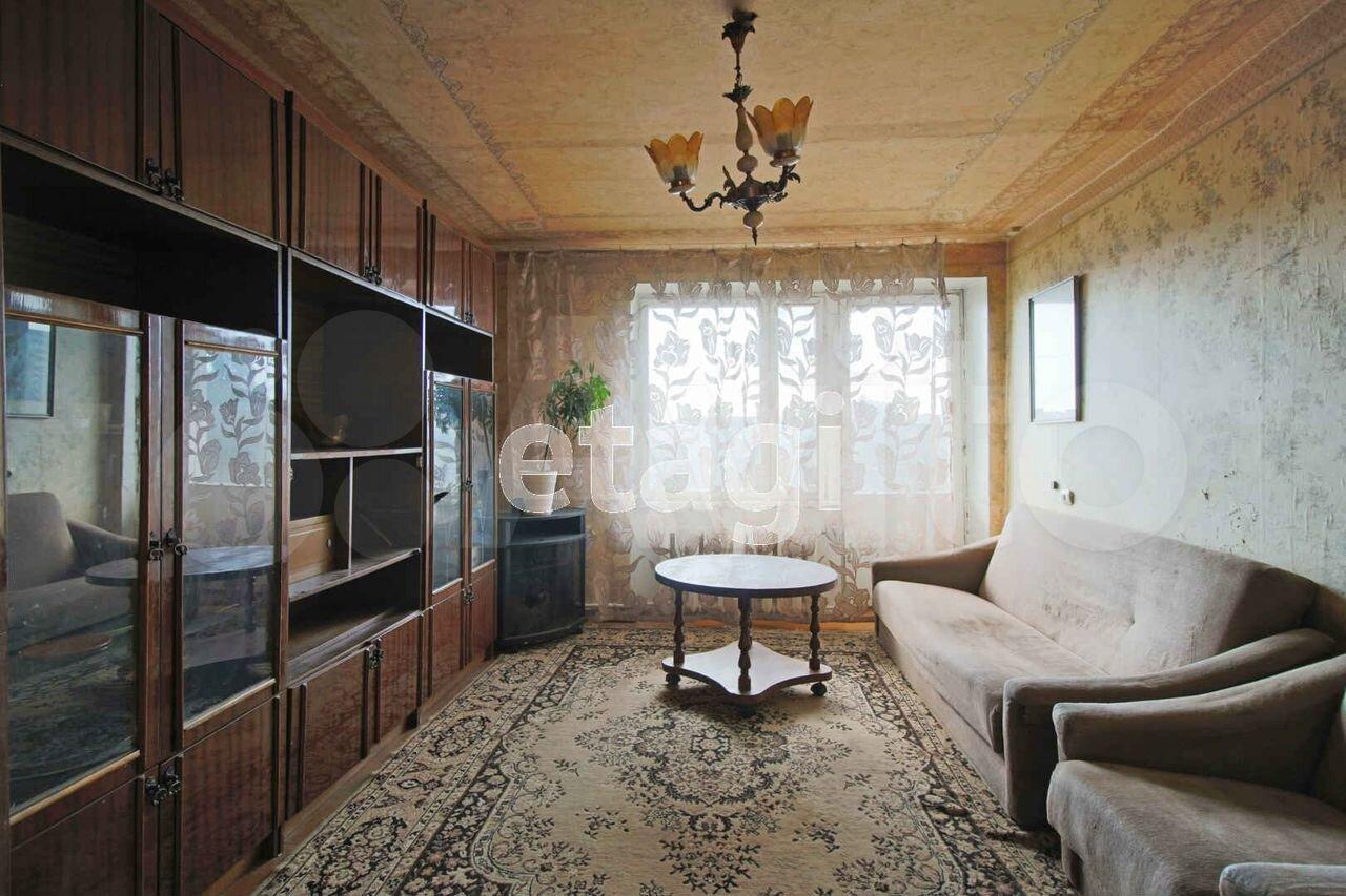 3-к квартира, 58 м², 5/5 эт. 89097993348 купить 5