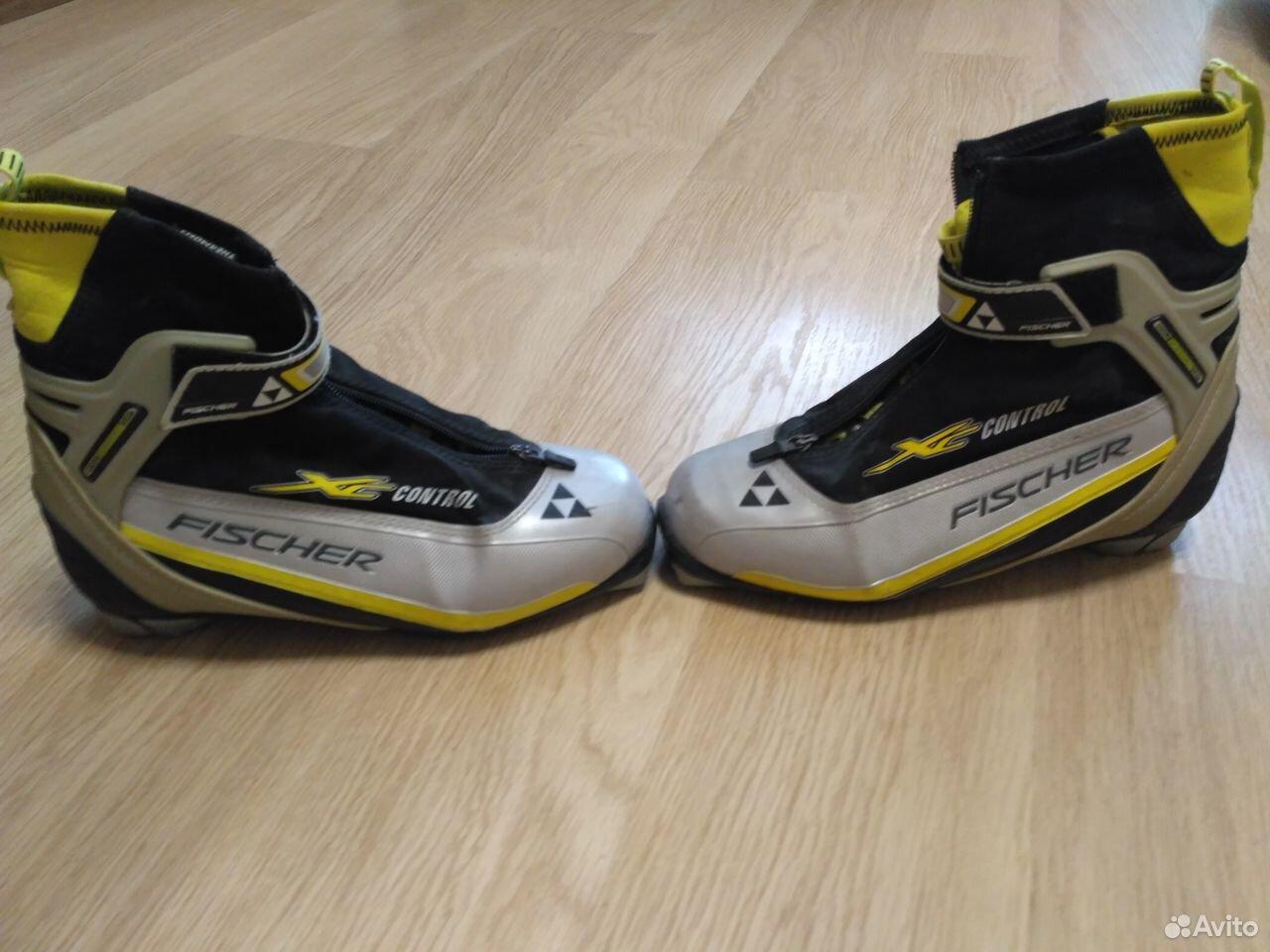 Лыжные ботинки Fischer XC Control  89021999711 купить 5
