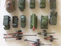 Модели военной техники тпз