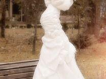 Свадебное платье (от Alicia Cruz, Итальянское)