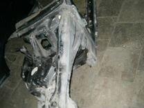 Лонжерон передний левый для Mercedes Benz W211 E-K