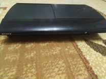 Playstation 3 500gb+2 контроллера +8игр+PS3 Move