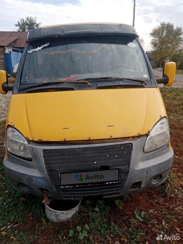 ГАЗ ГАЗель 3221, 2004  89606776522 купить 4