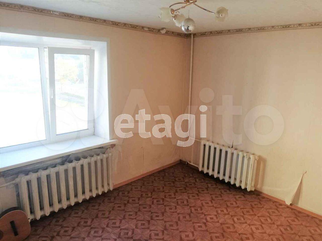 1-room apartment, 28 m2, 4/9 FL.  89605574776 buy 3