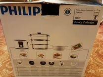 Пароварка philips HD9150