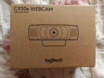 Веб-камера logitech c930е