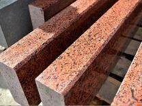 Гранитная брусчатка бордюр плиты мощения в Наличии