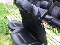 Передние сиденья бмв е46 купе — Запчасти и аксессуары в Белгороде