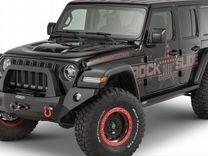 Бампер Jeep Wrangler JL