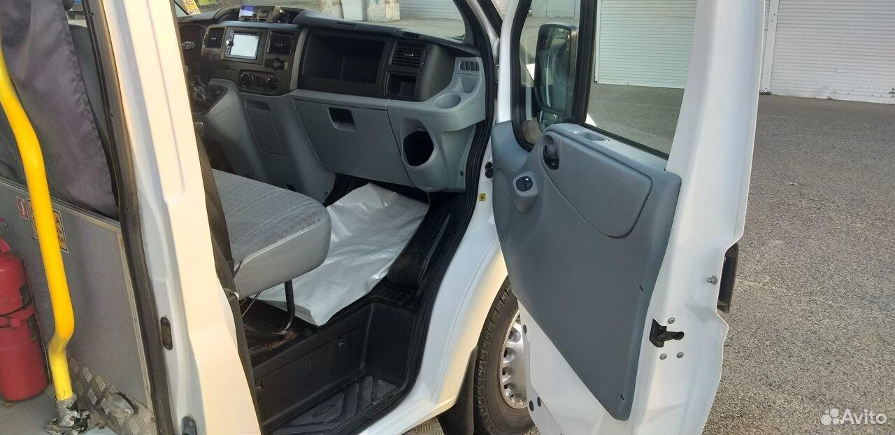 Ford Transit, 2013  89886754031 купить 2