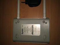 Wi-Fi роутер zyxel Keenetic