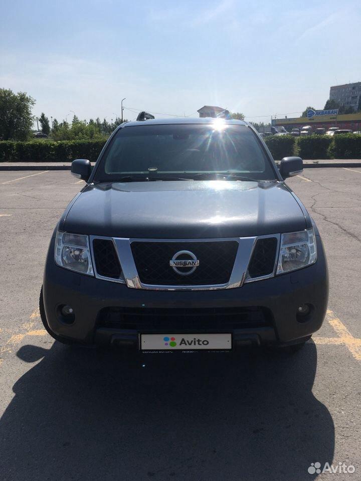Nissan Pathfinder, 2010  89343355277 купить 5