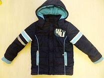 Куртка на флисе р.116-122