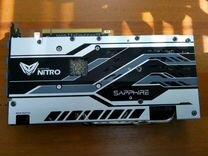 Sapphire RX 570 4GB gddr5 256b nitro — Товары для компьютера в Москве