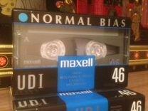 Аудиокассета maxell