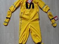 Резиновый непромокаемый костюм Reima Tihku