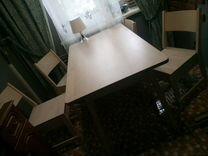 Стол стул дерево — Мебель и интерьер в Краснодаре