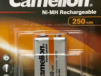Аккумулятор Camelion NH-9V250BP1