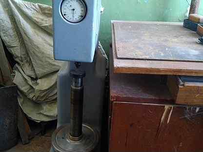 Прибор полуавт для измерения тверд метал 2109 тб