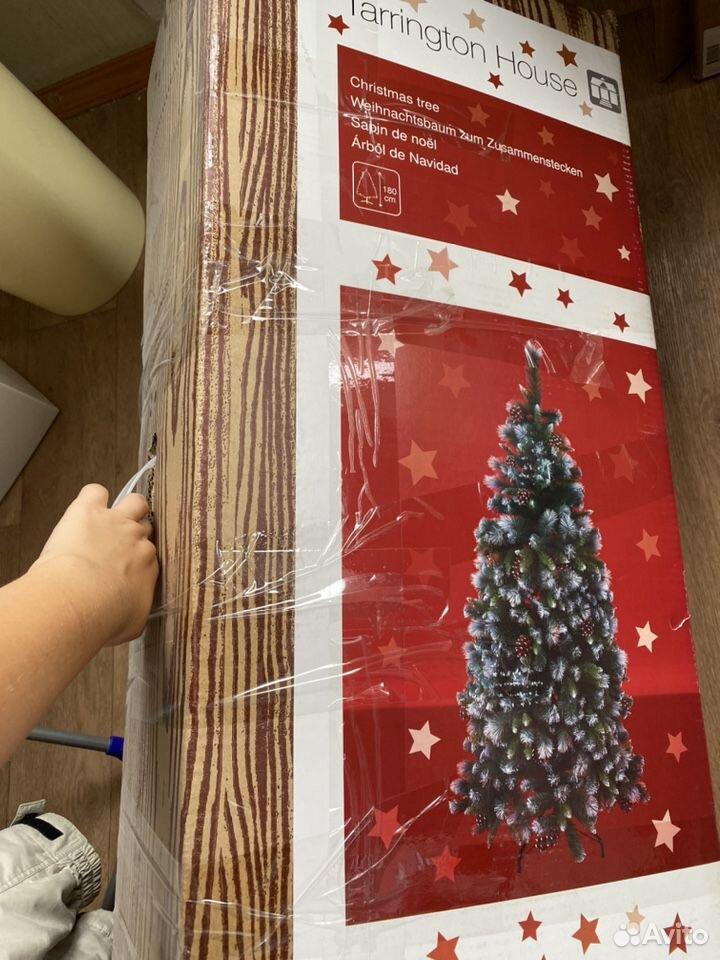 елка искусственная новогодняя  89226550927 купить 5