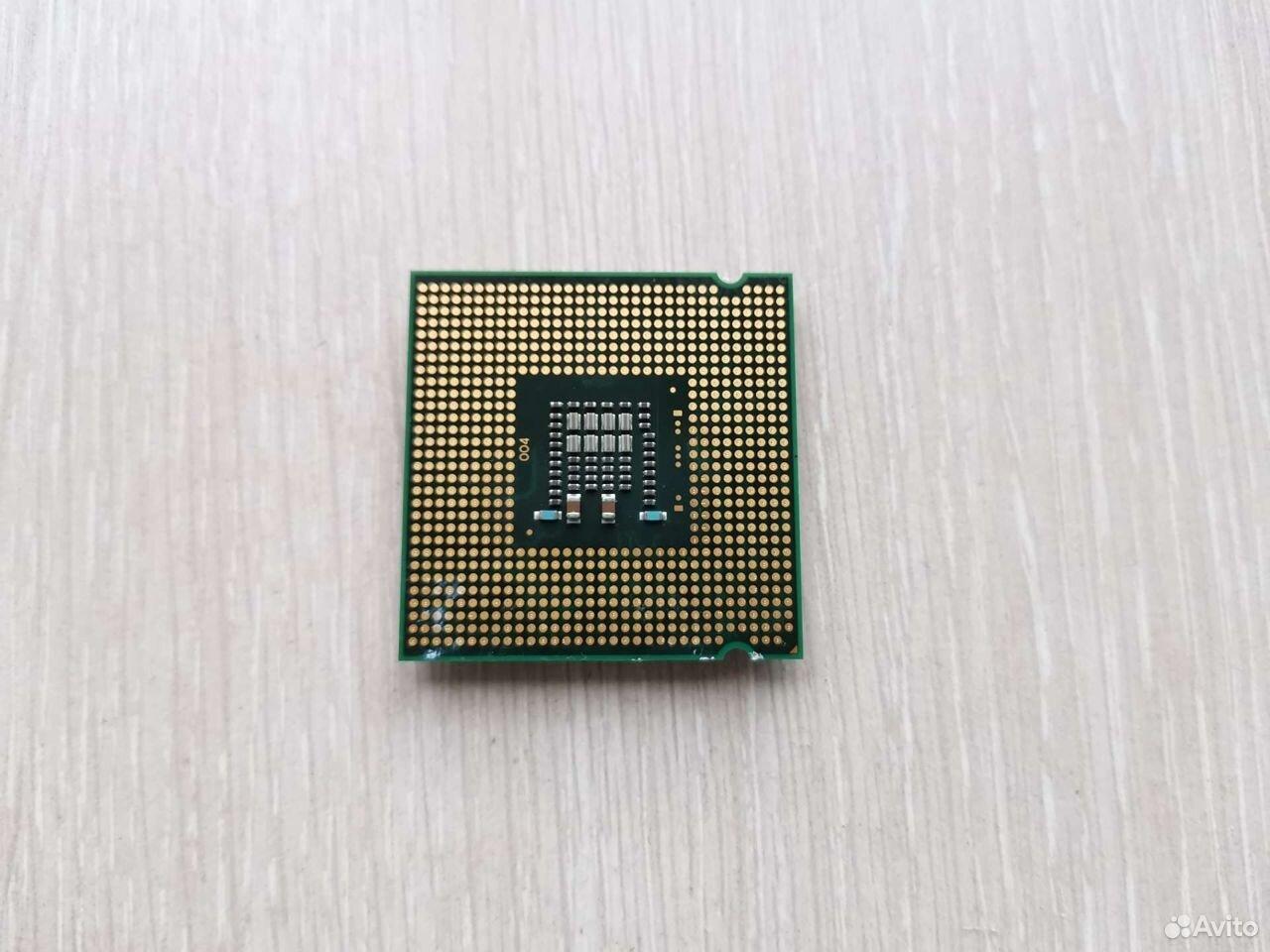 Процессор Intel E5200 Dual Core 2.5Mhz LGA775