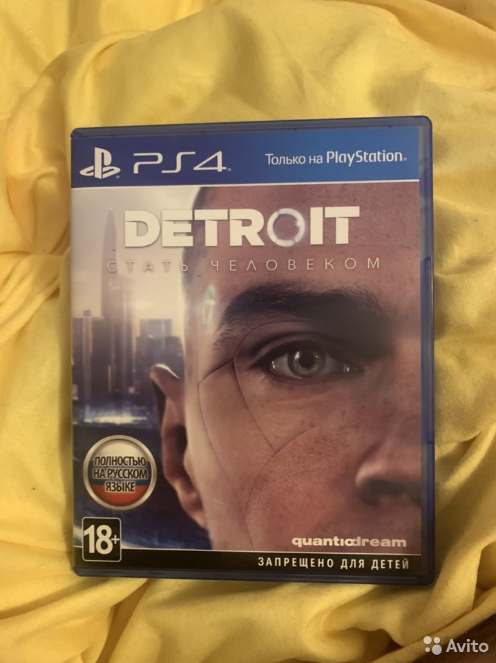 Detroit Become Human  89117031779 купить 1