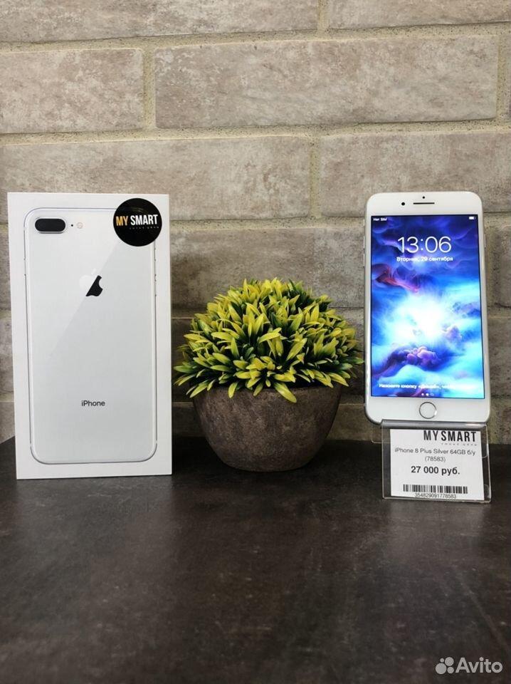iPhone 8 Plus 64gb Ростест  89521113511 купить 1