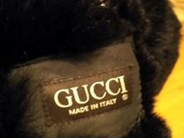 Дублёнка Gucci в идеальном состоянии — Одежда, обувь, аксессуары в Москве