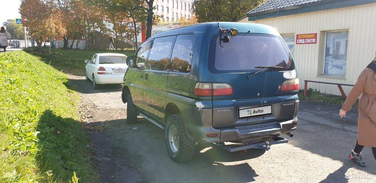 Mitsubishi Delica, 1997  89149938595 купить 3