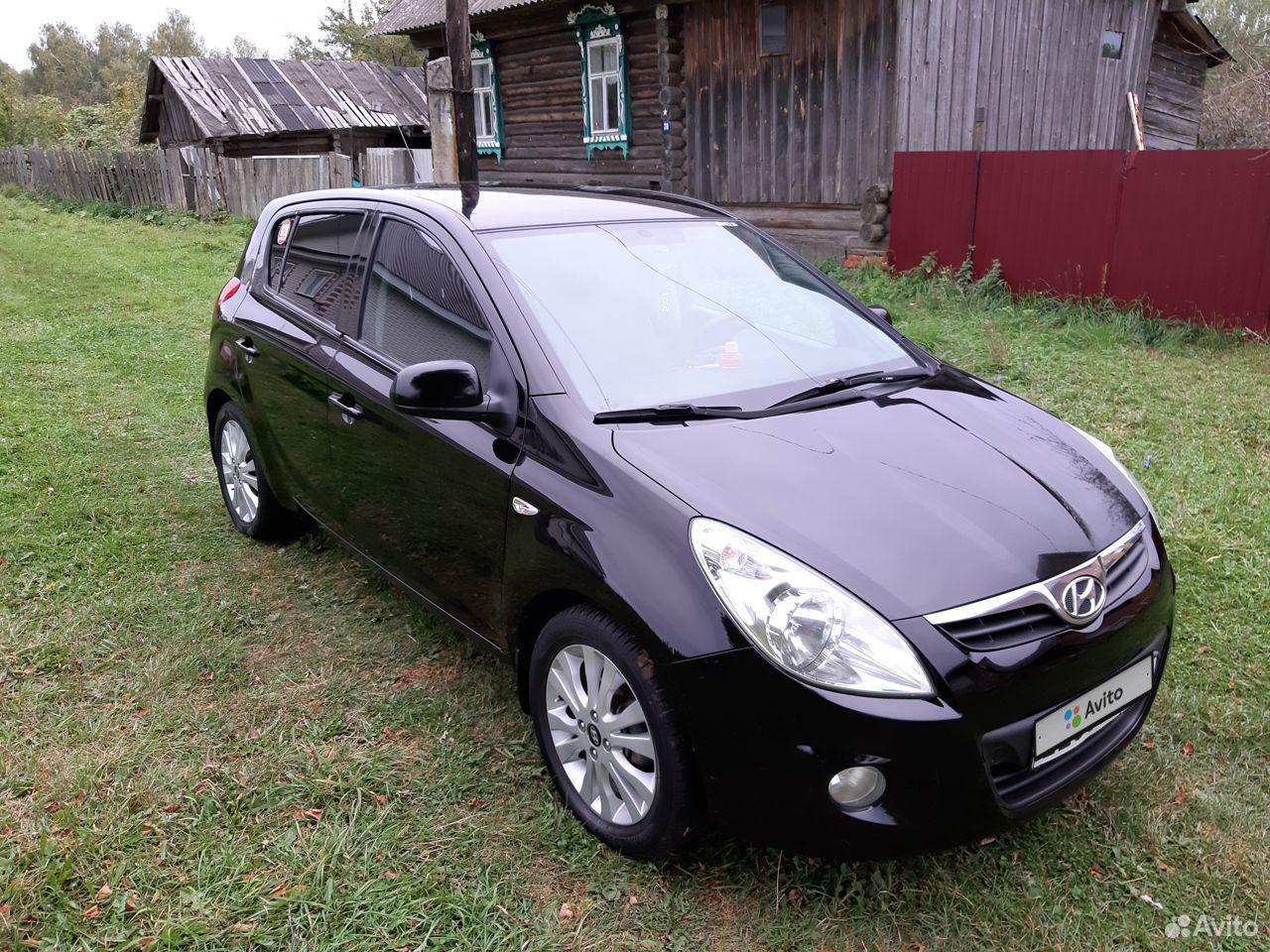 Hyundai i20, 2010  89063361856 купить 7