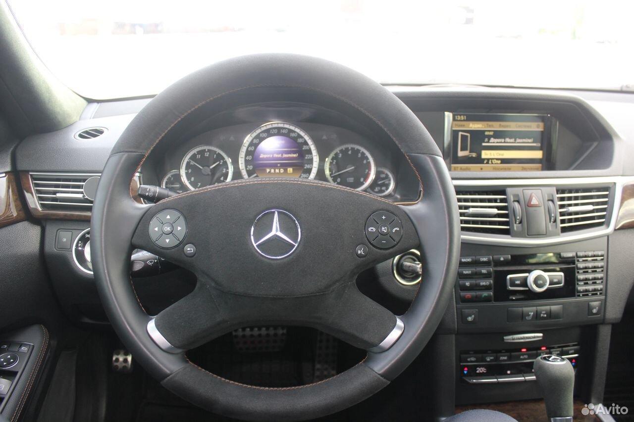 Mercedes-Benz E-класс, 2011  89107494011 купить 7