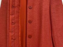 Пальто легкое Zara Зара — Одежда, обувь, аксессуары в Москве