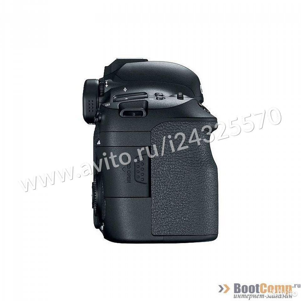 Фотоаппарат Canon EOS 6D mark II body  84012410120 купить 5