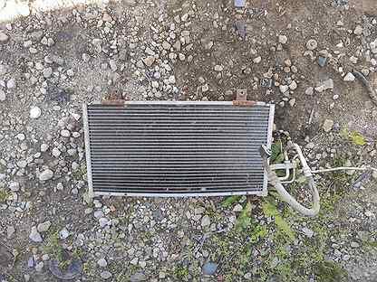 Радиатор кондиционера Kia Shuma 2 лифтбек 1.6 2005