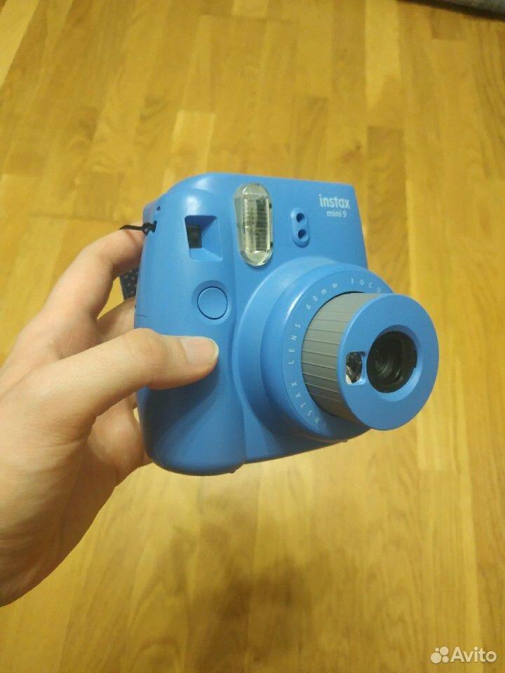 Фотоаппарат моментальной печати Instax mini 9  89097812833 купить 1