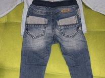 Джинсы и рубашка Gulliver Zara 86