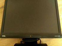 Монитор BenQ 1280x1024 частота 60 гц