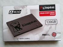Новый SSD Kingston 120 GB Sata3