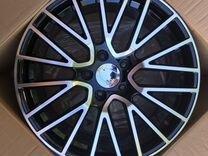 Новые стильные диски Porsche R20 5х130