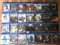 Обмен/Продажа/Прокат (Диски PlayStation 4)