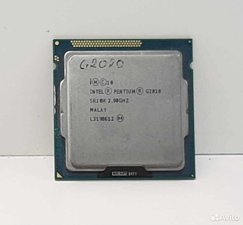 CPU S1155 Pentium G2020  89093196612 купить 1